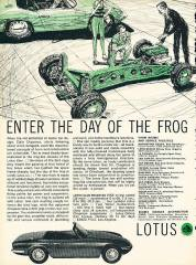 1964 Lotus Elan - Enter The Day of the Frog