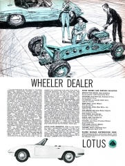 1965 Lotus Elan - Wheeler Dealer