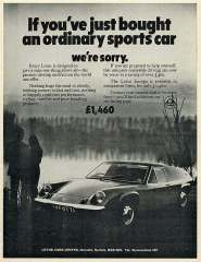 If you've just bought an ordinary sports car we're sorry
