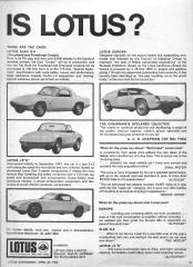 Is Lotus Autosport ad