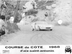 1971 Course De Cote Lotus Europa