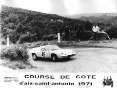 Course De Cote 1971 Europa