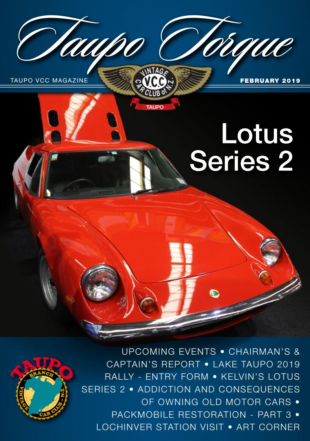 New Zealand Lotus Europa | Lotus Cars News and Information